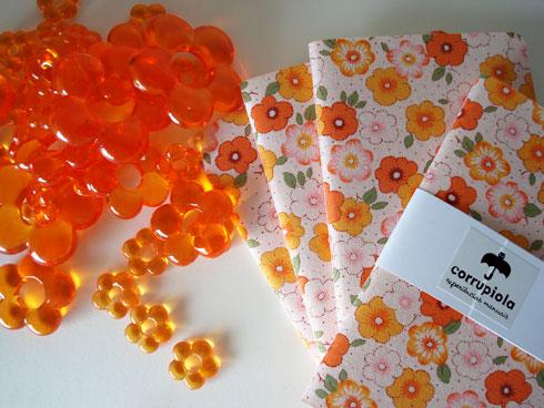 azaleias laranjas