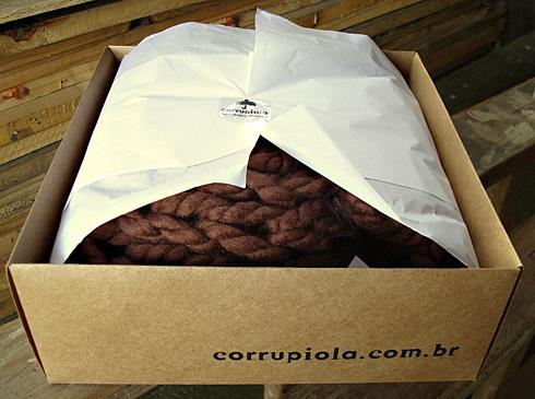 caixa corrupiola