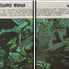 1 - The trapped woman