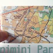 Minimini Ruas de Paris e arredores