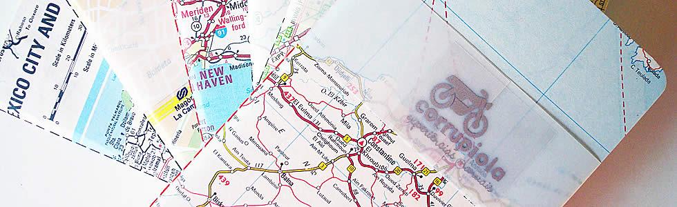 Corrupios Maps
