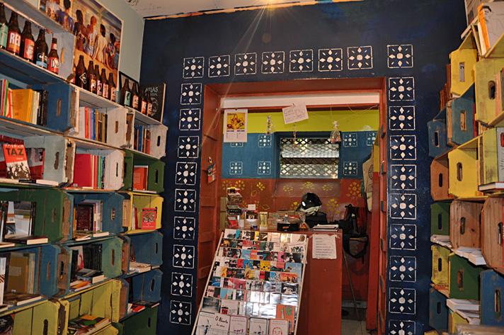Acervo Antropofágico - Livraria, café & vinil